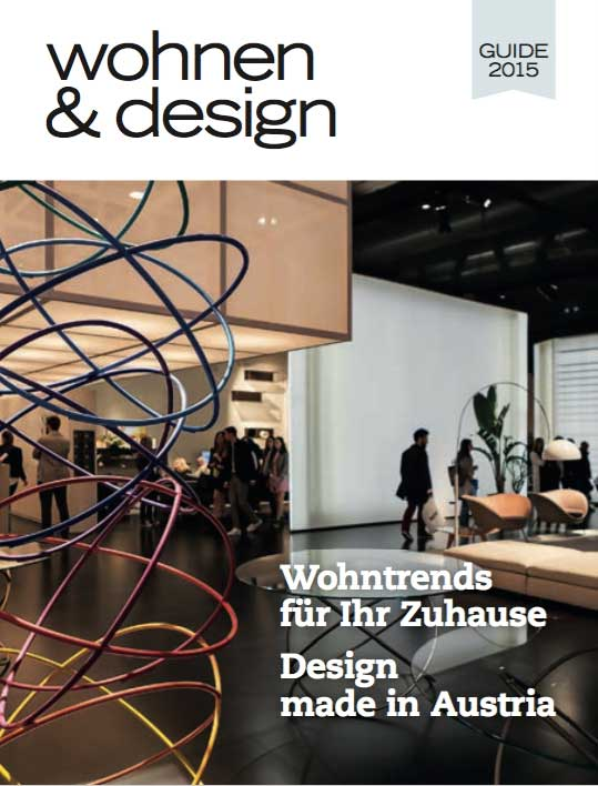 Wohnen & Design Interview