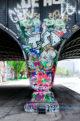 Graffiti Kunst Donaukanal