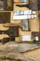 Holzmalerei, Holzimitation, Lasurtechnik, Dekorationsmalerei
