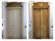 Holzmalerei, Holzimitation, Lasurtechnik, Dekorationsmaler