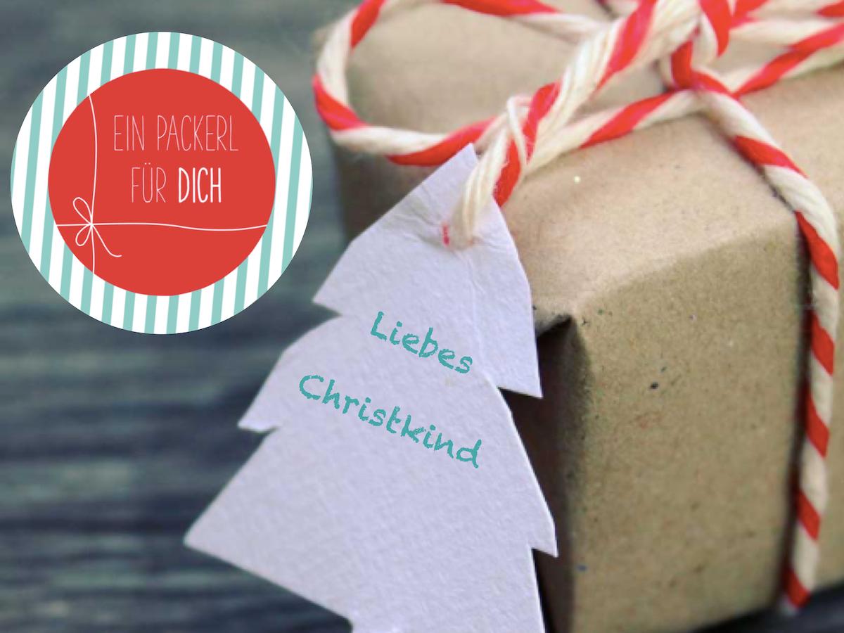 Ein Packerl fuer dich mrshausner weihnachten2015