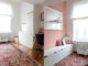 wandfarbe Farbe rosa rosé terracotta teeniezimmer mädchenzimmer kinderzimmer