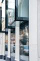Fassade Fassadenanstrich Fassadenfarbe Gerüst Außenarbeiten