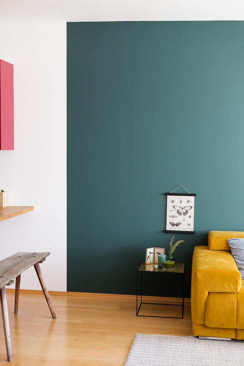 wienerwohnsinn-wandfarbe-grün-malerei-wohnzimmer-mrshausner-blog18