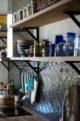 boho style, ethno look, wandfarbe, farrow&ball, linoleum, boden, anstrich, malerei