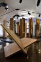 Diele Parkett Boden Holzboden Landegger Arteloft mrshausner Schauraum
