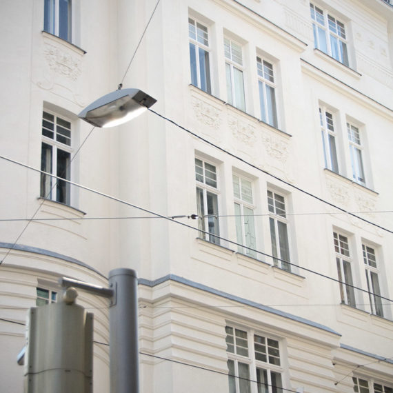 Fassade Altbau Malerbetrieb